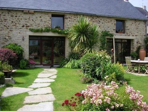 House De penlys : Guest accommodation near Saint-Dolay