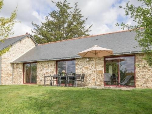 House L'atelier virginie : Guest accommodation near Puceul