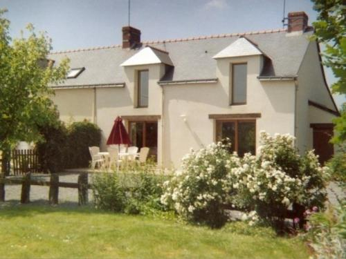 House Cafny : Guest accommodation near Saint-Nicolas-de-Redon