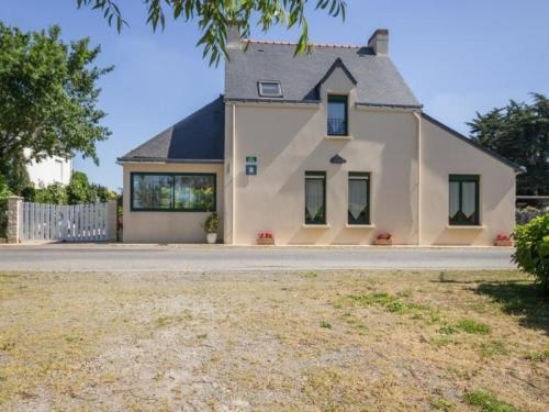 House La passiflore : Guest accommodation near Saint-Dolay