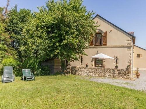 House Le rocher 2 : Guest accommodation near Saint-Dolay
