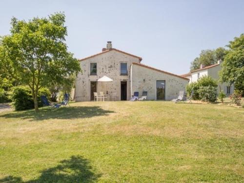House De dame olive : Guest accommodation near Saint-Julien-de-Concelles