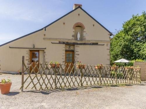 House Le fer à cheval : Guest accommodation near Saint-Dolay