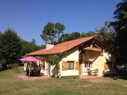 House La landaise : Guest accommodation near Luxey