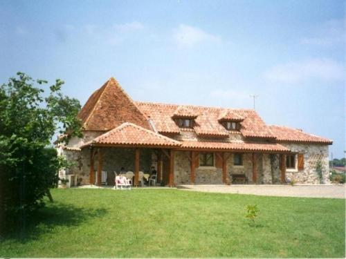 House La grange de marsan : Guest accommodation near Montgaillard