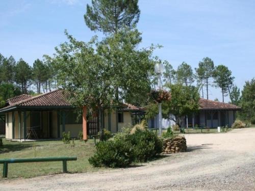 House La bardane : Guest accommodation near Mont-de-Marsan