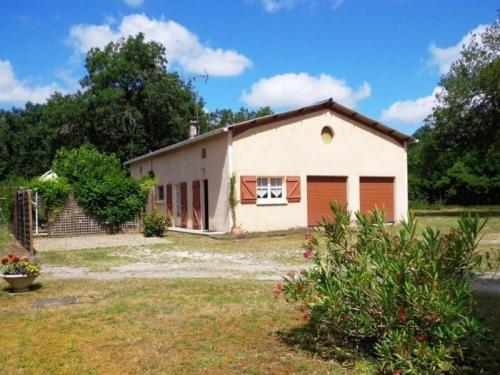 House La caminade : Guest accommodation near Laluque