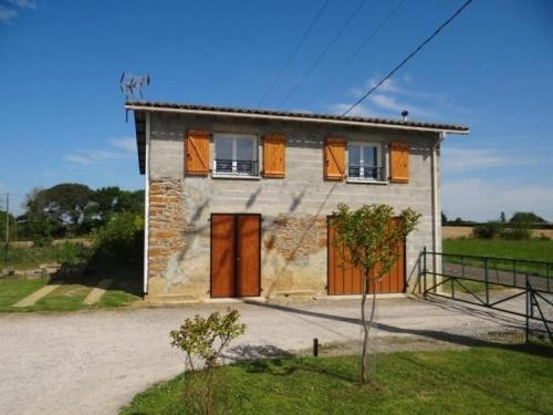 House ¨gîte postis : Guest accommodation near Serreslous-et-Arribans