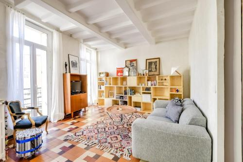 Luckey Homes - Rue Edmond Rostand : Apartment near Marseille 6e Arrondissement