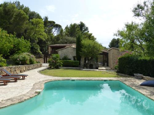 La Capioline : Guest accommodation near Le Beaucet