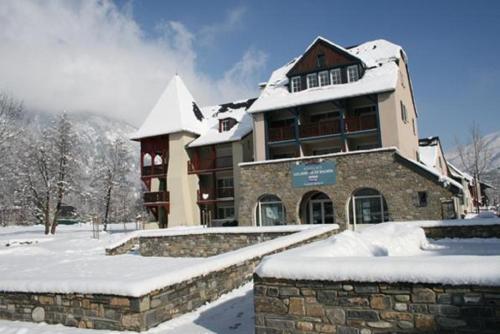 Vacancéole - Les Jardins de Balnéa : Guest accommodation near Armenteule