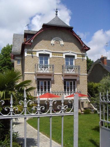 Hôtel Villa Cap D'ail : Hotel near La Baule-Escoublac