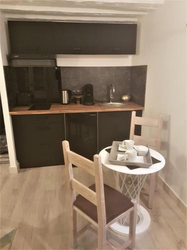 Ilot Désille : Apartment near Le Portel