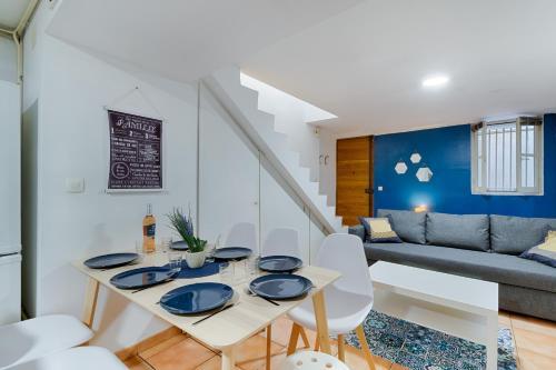 COEUR PANIER - Duplex rénové - 3 chambres : Apartment near Marseille 2e Arrondissement
