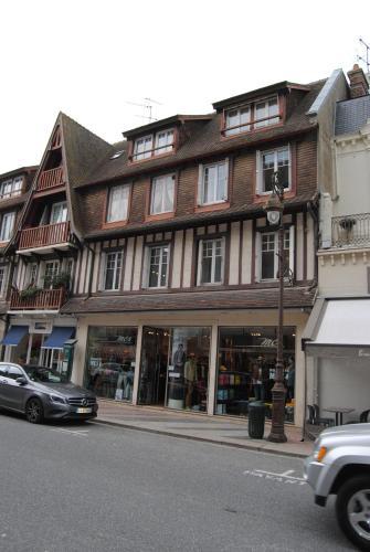 La pointe d'auge : Apartment near Deauville