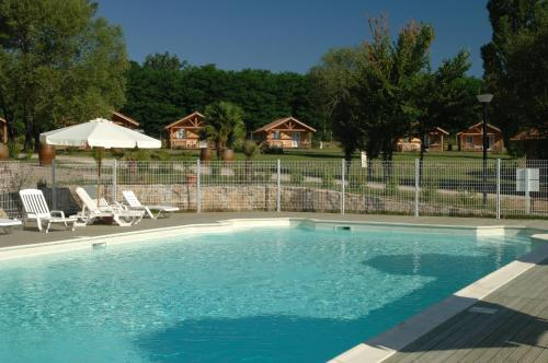 Domaine du Roi Kysmar : Guest accommodation near Le Tuzan