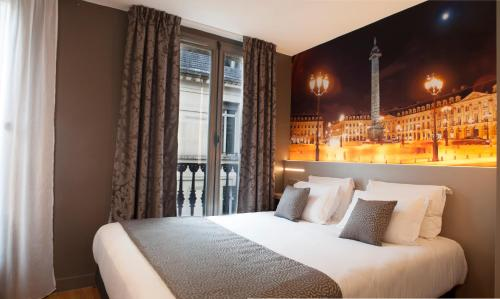 Dream Hotel Opera : Hotel near Paris 9e Arrondissement
