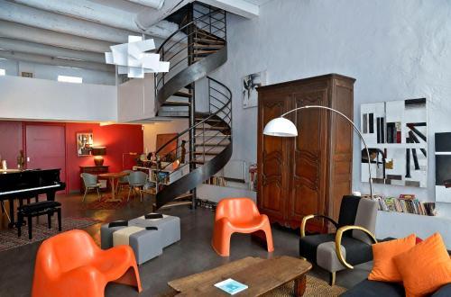 Private Rooms Luxury Villa City Center : Guest accommodation near Marseille 7e Arrondissement