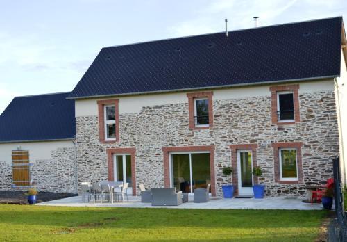Gite De Blagny : Guest accommodation near La Barre-de-Semilly