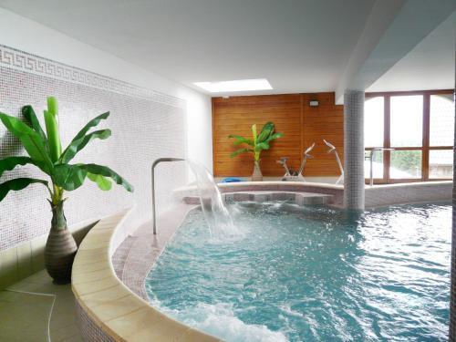 Résidence Goélia Les Chalets de Super-Besse : Guest accommodation near Saint-Donat
