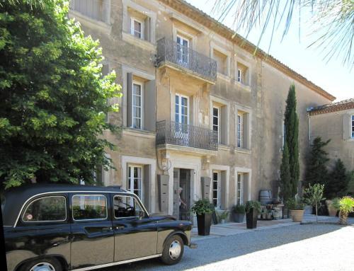 Chambre d'Hôtes au Domaine du Soleil Couchant : Bed and Breakfast near Montséret