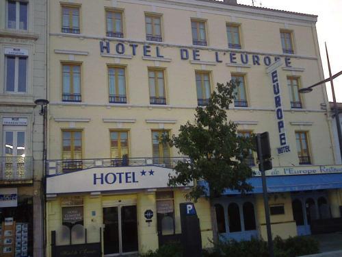 Hôtel de L'Europe : Hotel near Guilherand-Granges