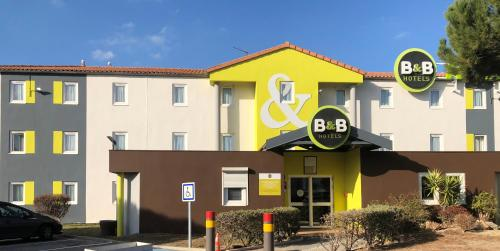 B&B Hôtel Marseille Estaque : Hotel near Marseille 16e Arrondissement