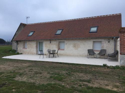 La maison des canards : Guest accommodation near Sembleçay