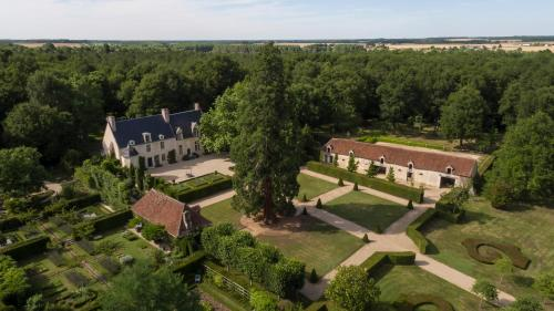 Domaine de Poulaines : Guest accommodation near Anjouin