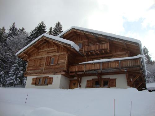 Le Chamois : Guest accommodation near Passy