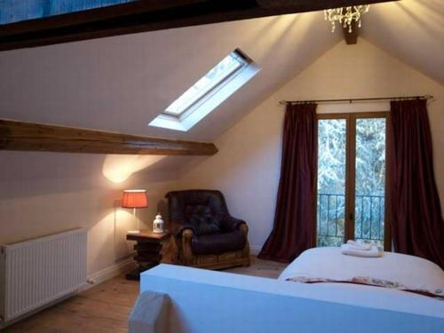 Le Colombier B&B : Bed and Breakfast near Tresnay