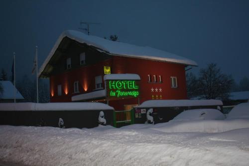 Hôtel Les Perce-Neige : Hotel near Bretonvillers