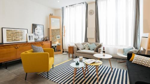 DIFY LOFT - Place Guichard : Apartment near Lyon 3e Arrondissement