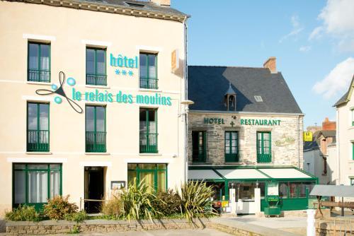 La Croix Verte : Hotel near Messac