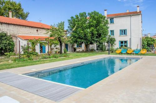 Le Parc : Guest accommodation near Ortaffa