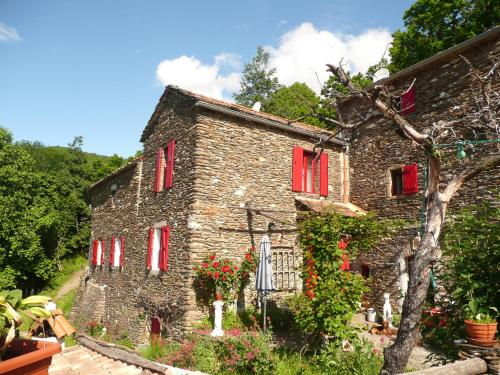 Mas du Seigneur : Guest accommodation near Le Collet-de-Dèze