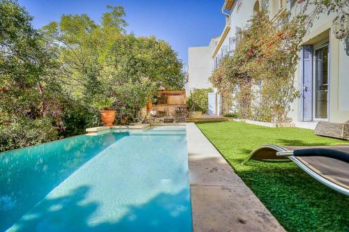 Clos Sainte Devote : Guest accommodation near Cassis