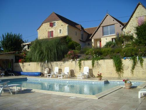 Holiday home La Coulenie - 2 : Guest accommodation near Brouchaud