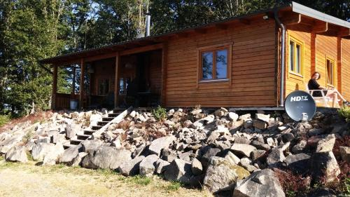Le Monteil : Guest accommodation near Roches