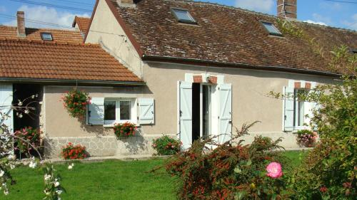 les Ecureuils : Guest accommodation near Broussy-le-Grand