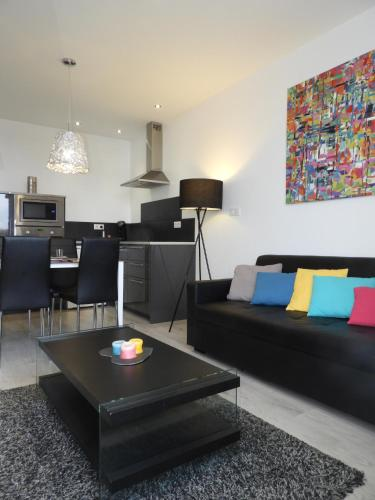 L'Appart Thermal : Apartment near Tollaincourt