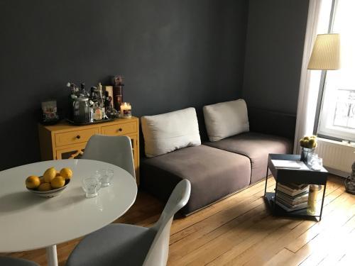 Cosy apartment near Paris : Apartment near Alfortville