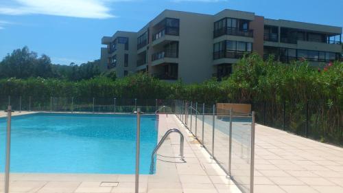 STUDIO Les Caravelles : Apartment near Théoule-sur-Mer