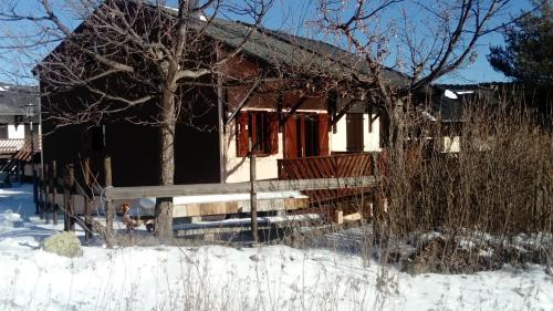 Chalet CAL CAPOU : Guest accommodation near Bolquère