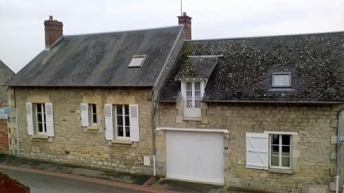Aux Reves Picards : Bed and Breakfast near Presles-et-Thierny