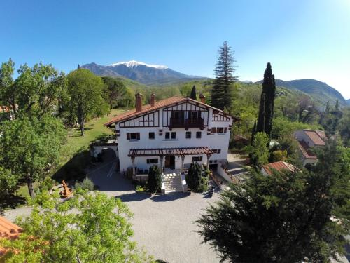 La Villa du Parc : Guest accommodation near Conat