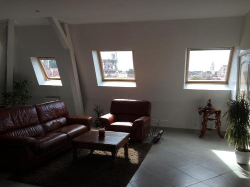 Belle Vue 89 Appartement : Apartment near Champs-sur-Yonne