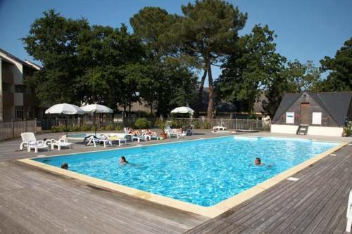 Combrit Le Treustel Vacances : Apartment near Bénodet