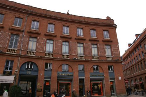 Place Pt Thomas WILSON : Apartment near Toulouse
