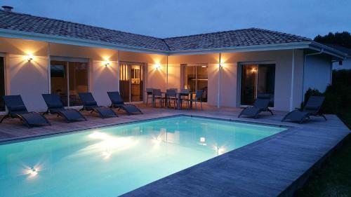 LA Belle du BASSIN : Guest accommodation near Andernos-les-Bains